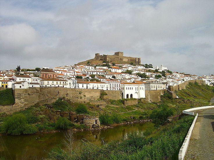 Vila de Mértola