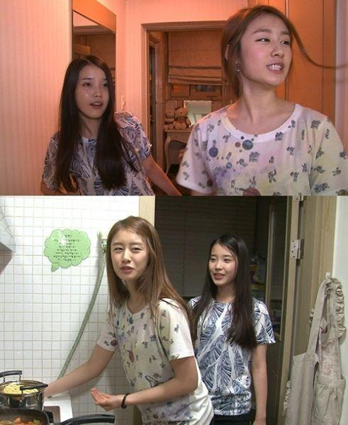 IU admits she found it hard to get close to T-ara's Jiyeon at firstAllkpop Com, Jiyeon Parks, T Ara Jiyeon, Tara Jiyeon, Kpop Iu And Jiyeon