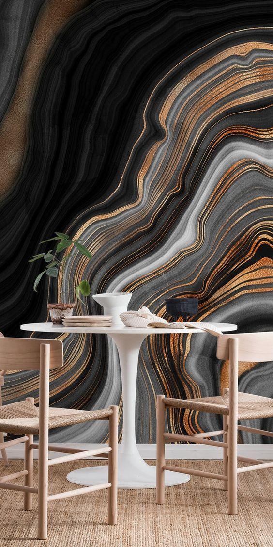 Tapeten Fototapeten Fototapety Tapety Murals Papier Peint Wallpapers 80 In 2020 Marmorwand Tapeten Wandbild Wand