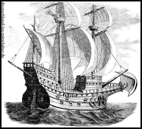 mittelalterliches kriegsschiff  schiff kriegsschiffe