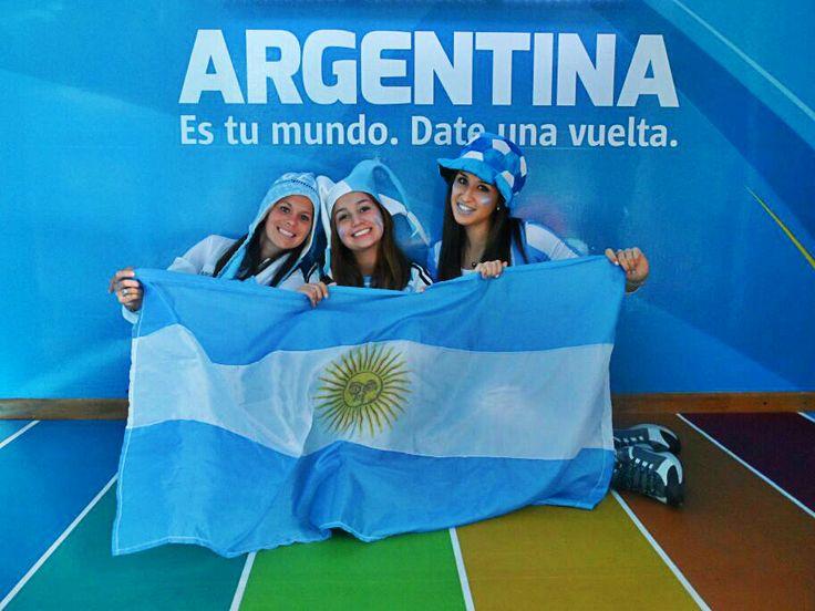 ¡Hacé pin con tu foto alentando a la selección argentina!  #YoAlientoArgentinaDesde + Tu Ciudad   #Mundial #Argentina #Brasil2014 #Futbol #WorldCup #ArgentinaEsTuMundo