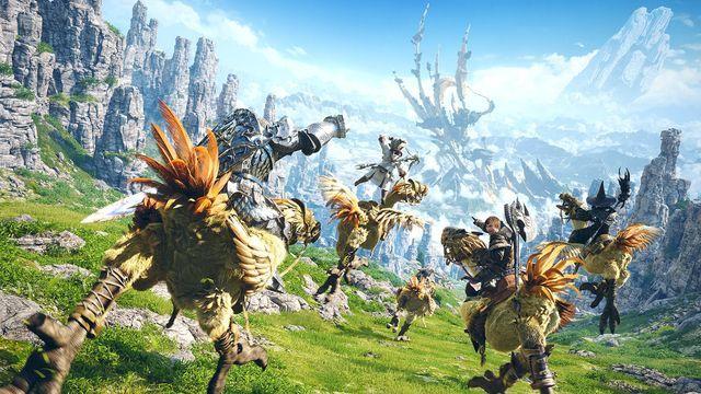 Final Fantasy 14-based TV drama has a pretty terrible name