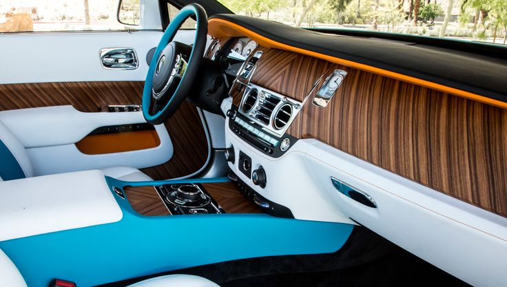 A One-of-a-Kind Rolls-Royce Dawn Draws on the Beauty of California's Deserts | Automobiles, Although the base model has a starting price of $335,000, the Rolls-Royce Dawn—Palm Springs Collection is currently available at Rolls-Royce Motor Cars Rancho Mirage for $405,850.....RR