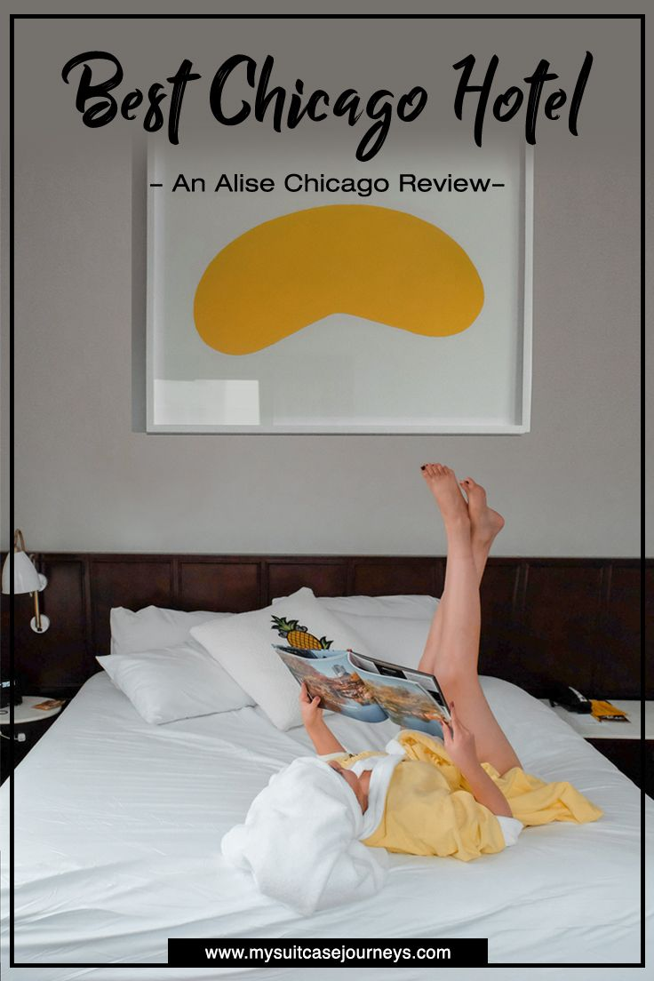 Find out about the best boutique hotel experience in Chicago!