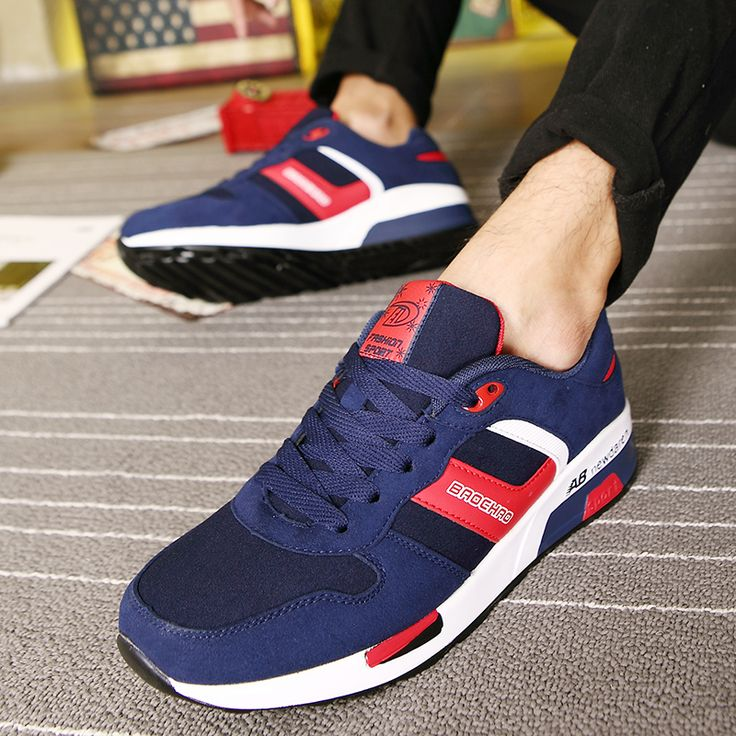 Mens Casual shoes Fashion men sport jogging shoe walking AB shoe British style runner hiphop shoes free shipping 50%off