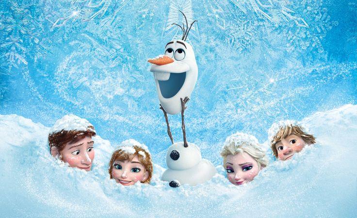 "Recomandare film: ""Frozen - Regatul de gheata"""