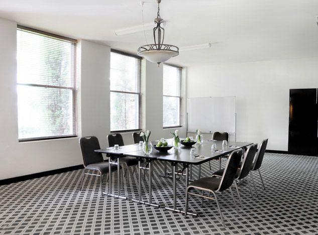 Manhattan Room | Melbourne event venue | Meeting room set-up