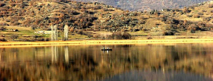 Zazari lake, Macedonia