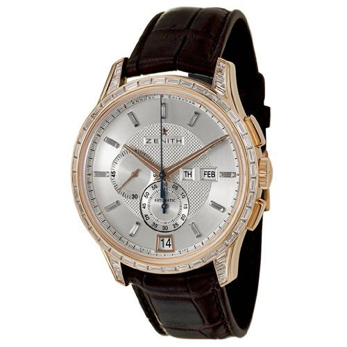 Zenith Captain Winsor Annual Calendar Men's Automatic Watch 22-2071-4054-03-C711 | Mens and Ladies Watches