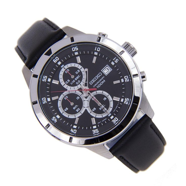 Sports Watch Store - SKS571P SKS571P1 Seiko Analog Chrono Mens Skeleton Hands Black Tone Elegant Gents Watches, $89.00 (https://www.sports-watch-store.com/sks571p-sks571p1-seiko-analog-chrono-mens-skeleton-hands-black-tone-elegant-gents-watches/)