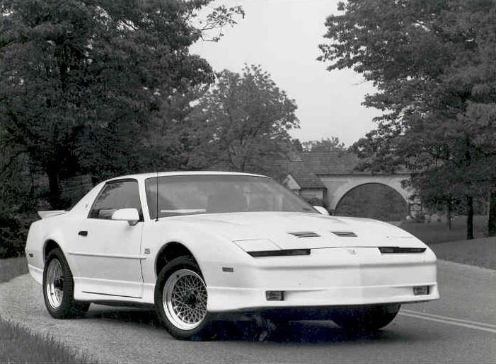 Pontiac Trans Am GTA 88