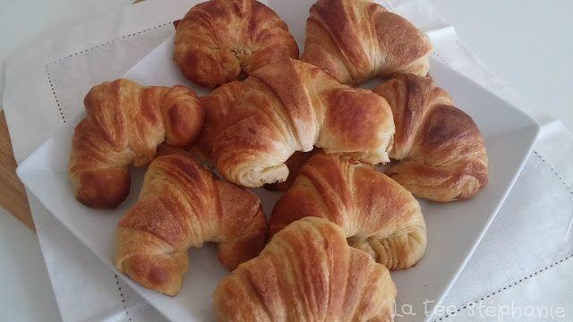 La Fée Stéphanie: Croissants végétaliens faits maison, aussi bons que chez le boulanger!