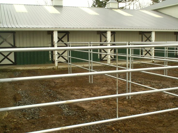 17 Best Images About Horse Fence Corrals On Pinterest