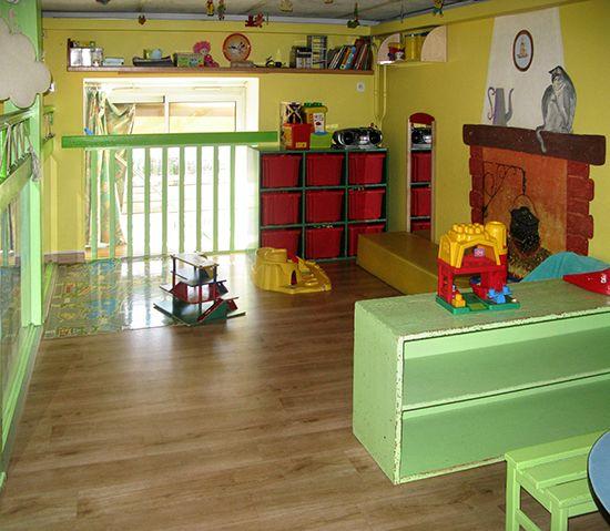 cr che multi accueil les calinous manduel architecte kva nimes gard coles cr ches. Black Bedroom Furniture Sets. Home Design Ideas