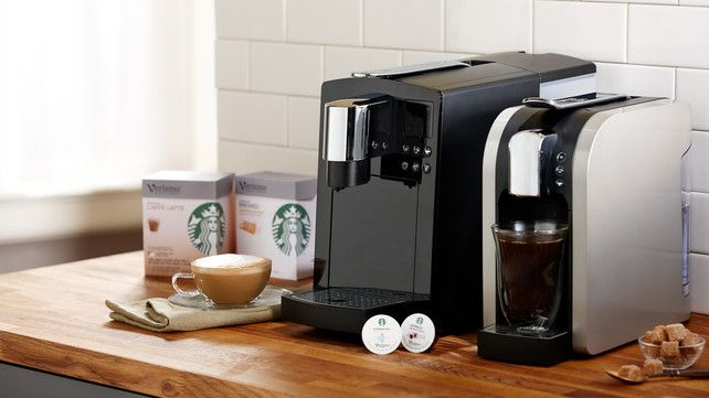 Starbucks Reinvents Itself For Home Brewers, With A Latte Machine