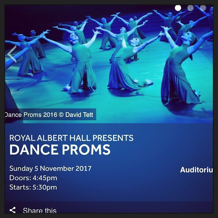 Thought id do a Friday Pick Ahead for events that look fantastic and you need to BOOK AHEAD { #mycultureclubconcierge is always happy to assist with you booking }  Heres the first >> DANCE PROMS >> Hundreds of young dancers perform on the worlds most famous stage in this exciting and celebratory show hosted by childrens TV presenter Radzi Chinyanganya and featuring guest performances from Flawless BBC Young Dancer winner Nafisah Baba and more.  Dance schools from the UK and around the world…
