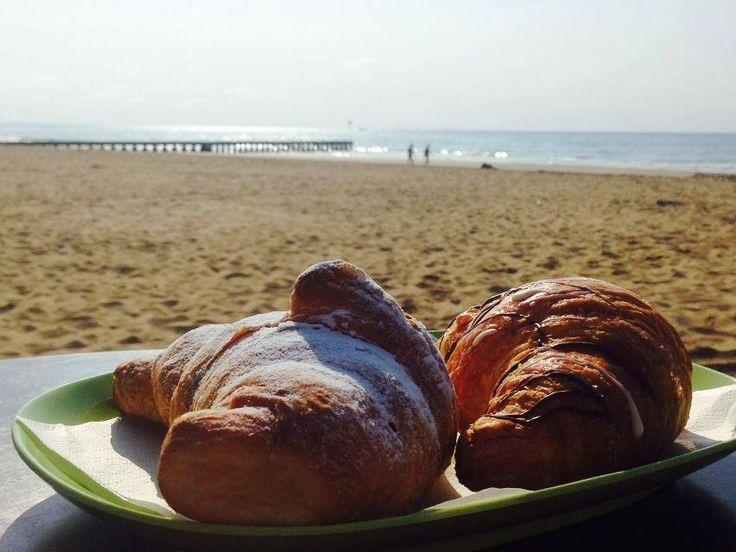 Sogno di una colazione di fine estate