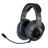 Turtle Beach  Ear Force Stealth 500P Premium Fully Wireless Gaming Headset  DTS Headphone:X 7.1 Surround Sound  PS4 PS3 and Mobile Devices