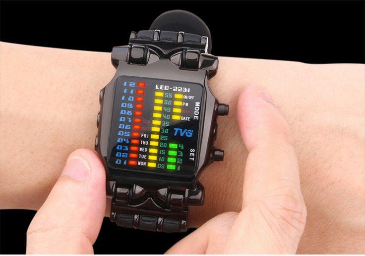 Armbandsur TVG - Crab (svart) #klocka #klockor #watch #watches #herrklocka #herrklockor #sportklocka #armbandsur #fickur #pocketwatch #steampunk