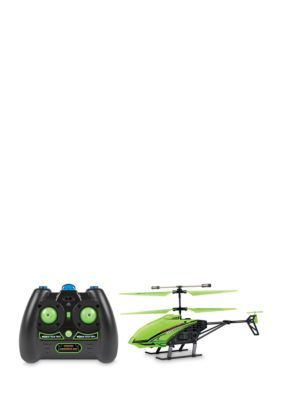 World Tech Toys Glow In The Dark Nano Hercules Unbreakable 3.5Ch Rc Helicopter