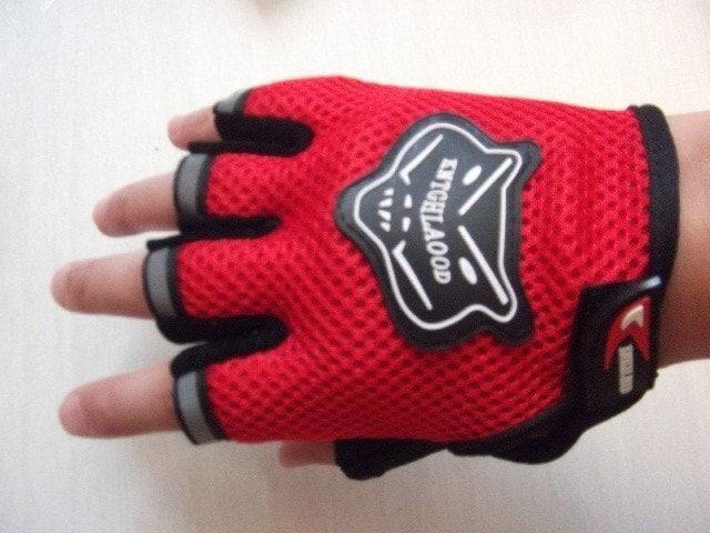 Men & Women Sports Gym Half Finger Gloves for Fitness Training Exercise Workout