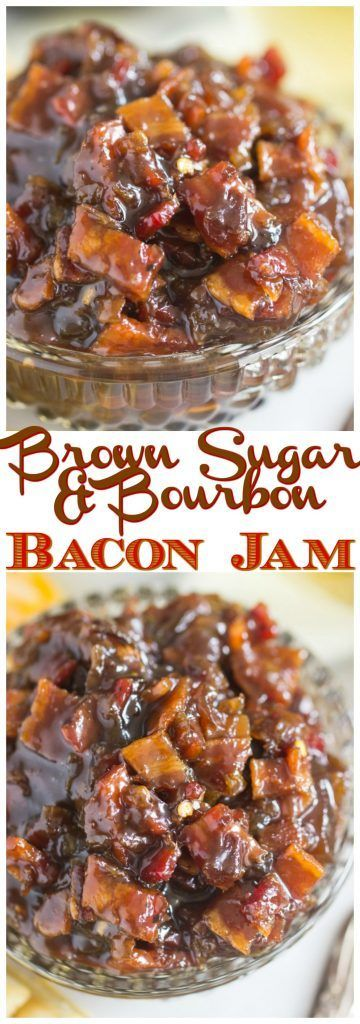 This recipe for Balsamic Brown Sugar Bourbon Bacon Jam is going to be your most …