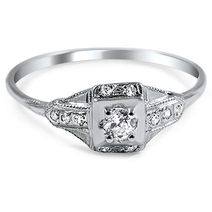 The Dinah Ring from Brilliant Earth