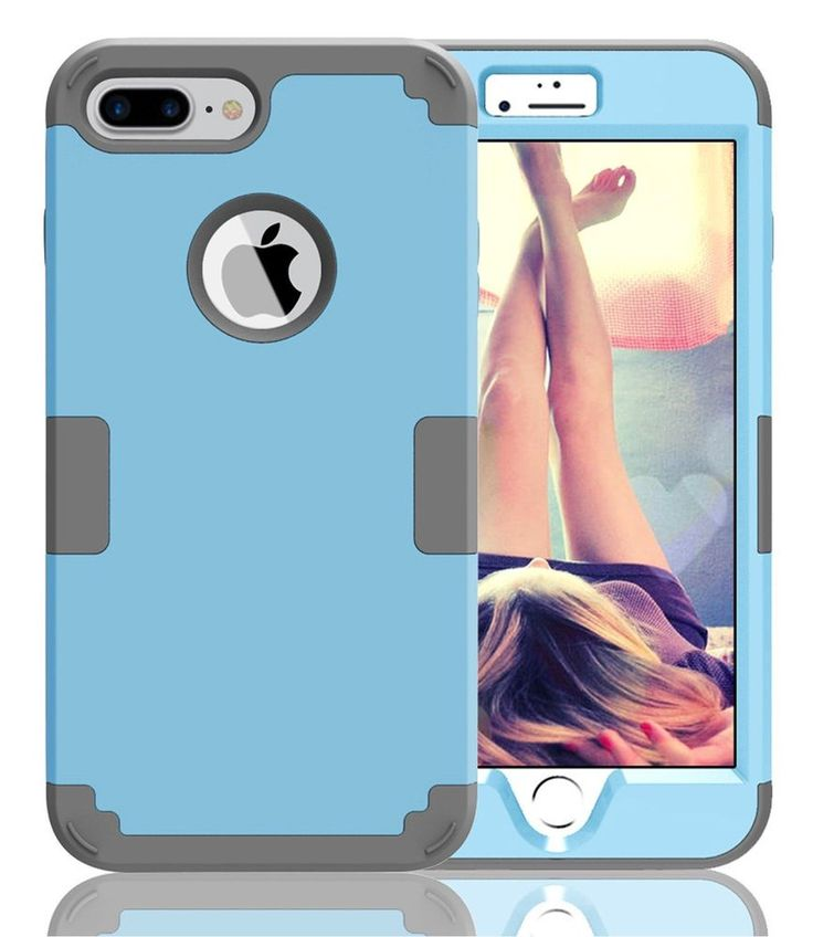 iPhone 7 plus Case 3in1 Shield Series Heavy Duty Hybrid Hard Combo Case  | eBay