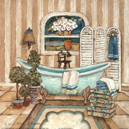 My Inspiration Bath I