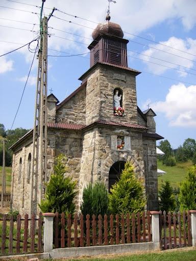zawoja welcza kaplica