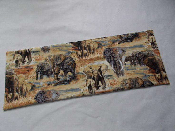 Small Animal Tank : Elephant decoration jungle toilet tank topper small table runner grey ...