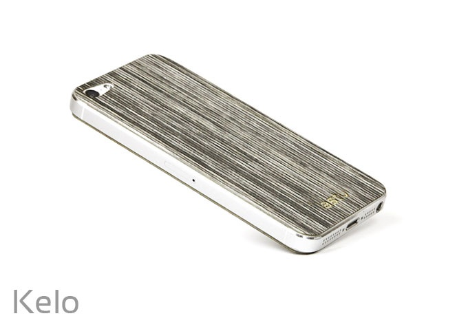Kelo wooden skin for iPhone 5 $52 Front & Back