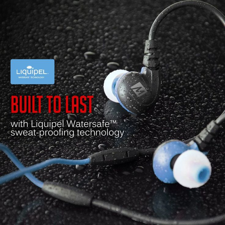 Mee Audio M7P, great option for a sports earbud