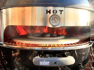 The Pizza Lab: We Test The New and Improved KettlePizza Grill Insert