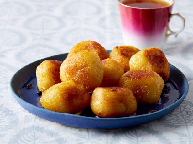 Indian Doughnuts : Gulab Jamun ~ Foodyz