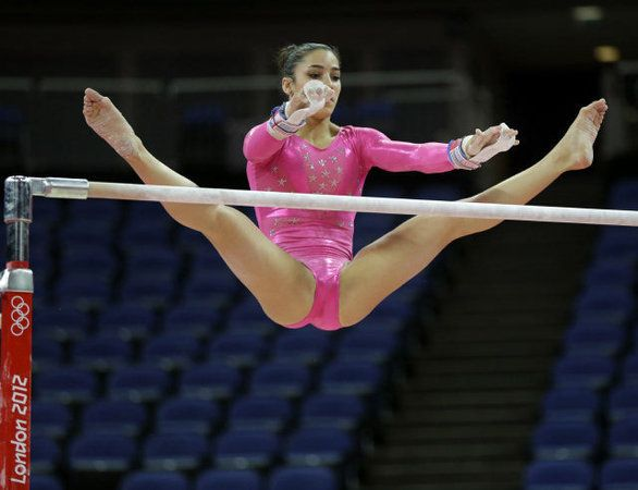 Gymnastics Accidental Exposure Aly Raisman Usa Gymnast