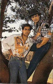 Salman Khan Aamir Khan - Andaaz Apna Apna