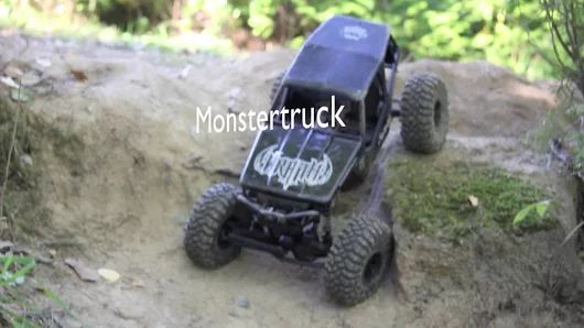 Made movie for Worlds Vehicles for RC Crawler