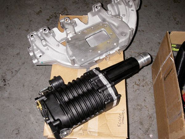 4.0L Jeep XJ Cherokee Supercharger Kit