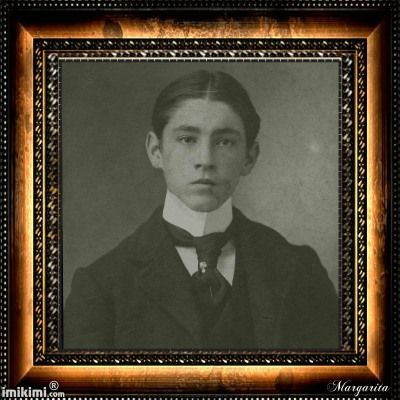 A young John Barrymore - 1897. Yes, he was 15 yrs old.