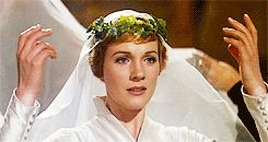 THE SOUND OF MUSIC ~ Julie Andrews [Video/GIF]