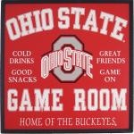 Ohio State Buckeyes (OSU) Game Room