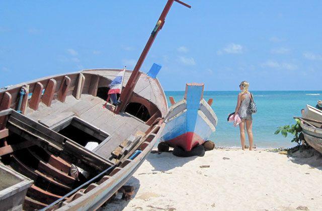 Koh Samui Beach   by Flight Centre's Kimberley Scriven