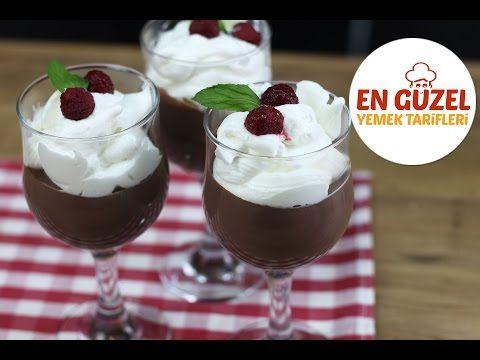 Krem Şokola Tarifi - En Güzel Yemek Tarifleri - YouTube