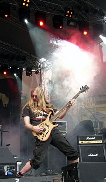 Marco Hietala is a Finnish heavy metal vocalist and bassist of #Nightwish and Tarot. #Hietala moved to Kuopio at the age of 15 to study in Kuopio Senior High of Music and Dance (like Tarja #Turunen at 18 to study in Sibelius Academy at Kuopio). Marco and his family currently live on the waterfront at #Saaristokaupunki.