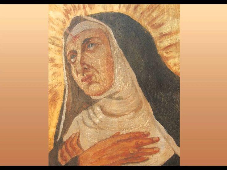 Derkovats-Jarto: Prayer of St. Rita (music by C. Franck after)