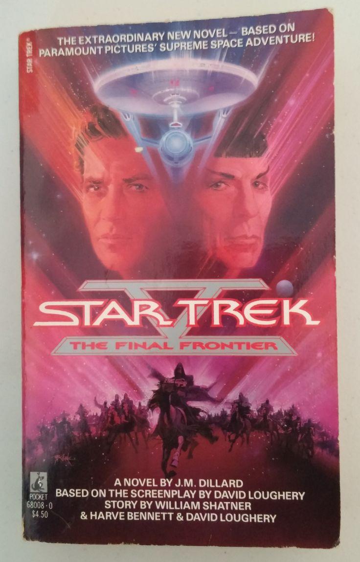 Star Trek V: The Final Frontier -- J.M. Dillard