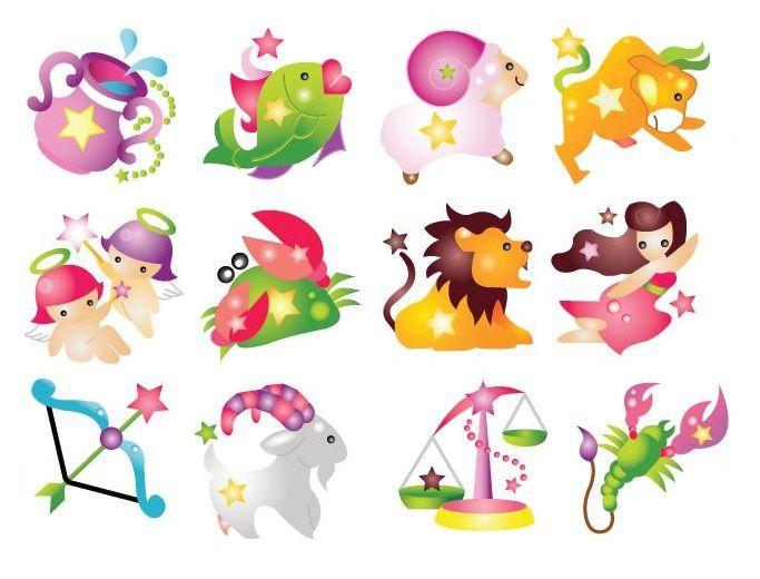 Super cute Zodiac