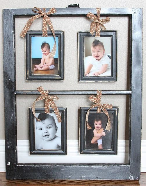 DIY 30 Creative Ways To Use Old Windows...love this one!