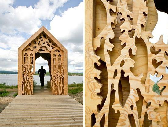 Freya's Cabin by Studio Weave